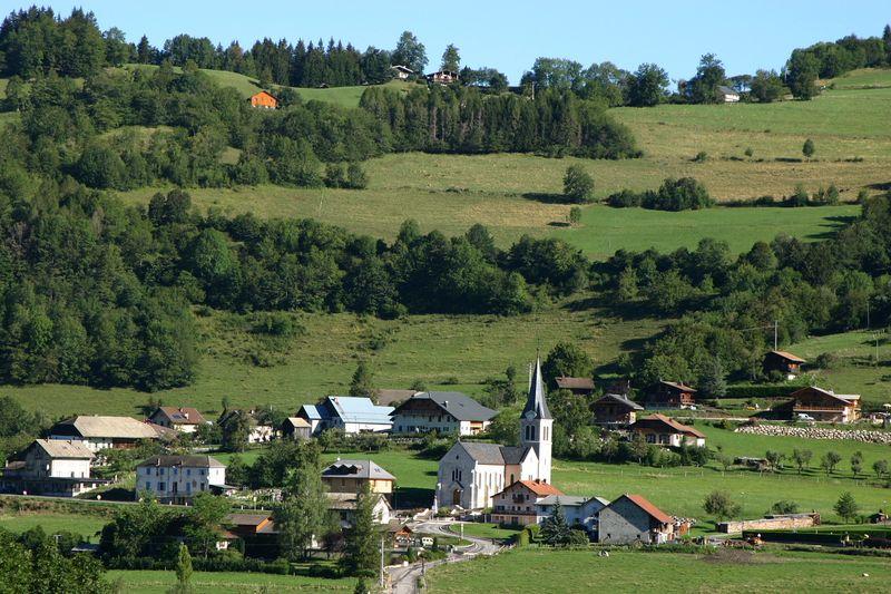 Commune de Chevenoz © Alain Bouvet