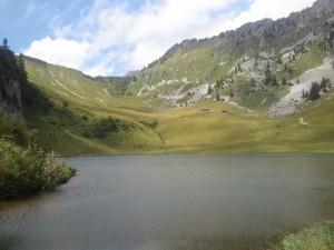 Randonnée au lac d'Arvouin - © B. Guffroy