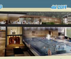 Le centre aquatique Forme d'O