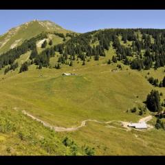 Tour du Mont de Grange
