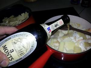 La ch'tite fondue © BG - valdabondance.com