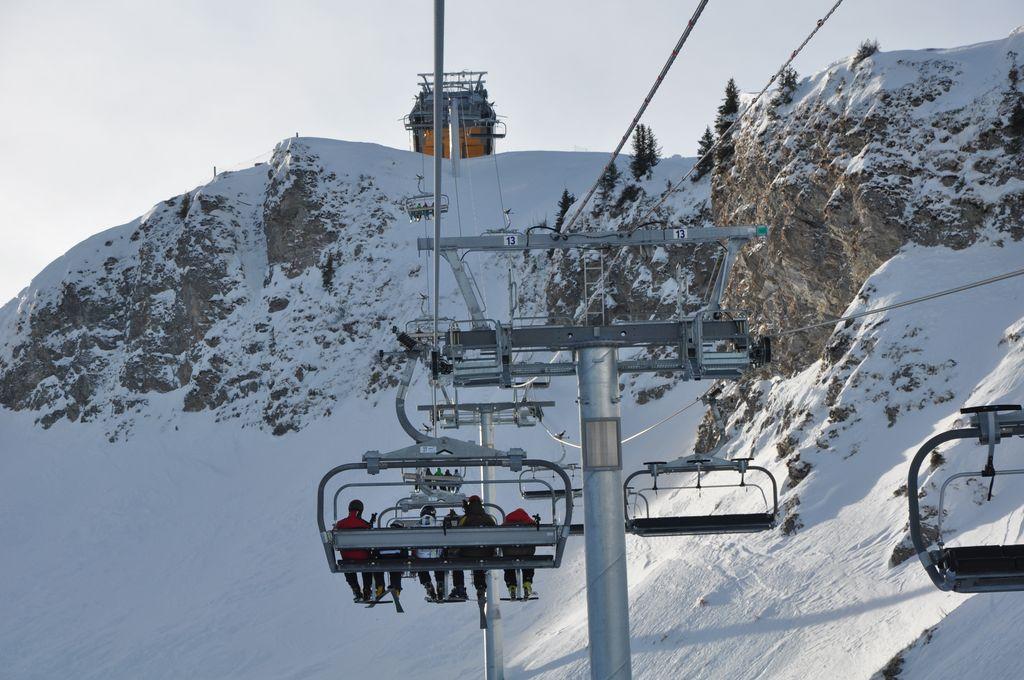 Domaine skiable de Châtel © Bertrand Guffroy