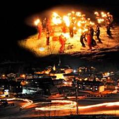 Ski Show et Descente aux Flambeaux à Abondance le 04.03 dès 18h30