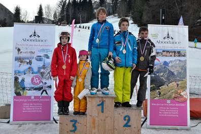 Médaillés