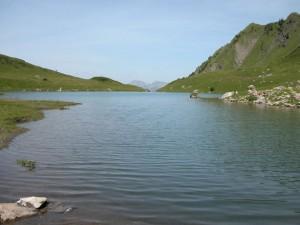 Lac de Tavaneuse  © BG - valdabondance.com
