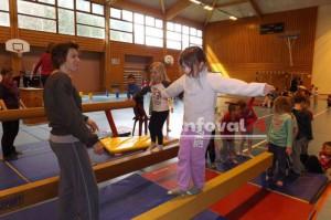 Ateliers sportifs école primaire