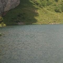 Le lac d'Arvouin