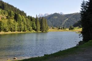 Lac de Morgins  © BG - Valdabondance.com