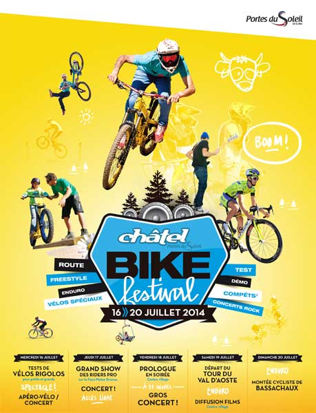 Bike Festival châtel