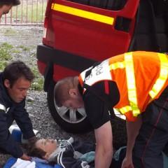 Exercices pour les pompiers