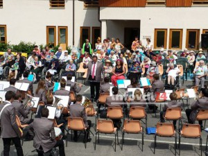 Fête de l'EHPAD © BG - valdabondance.com