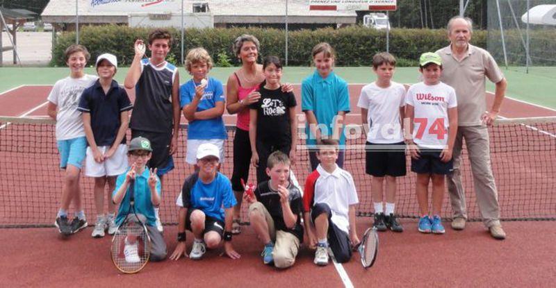 Tennis Abondance