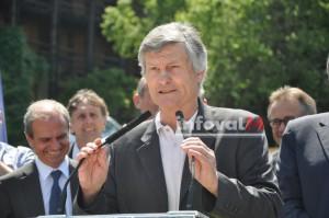 Denis Bouchet, Vice-président du conseil général de Haute-Savoie