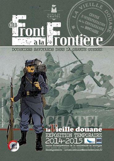Du  Front à la Frontière