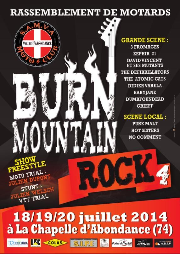 burn Moutain Rock 2014
