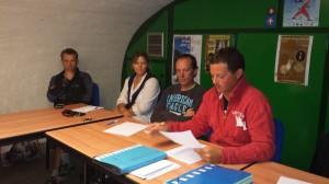AG ski-club de La Chapelle @ B. Guffroy infoval74.com