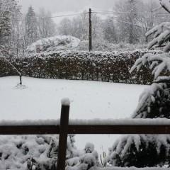 Deuxième épisode neigeux