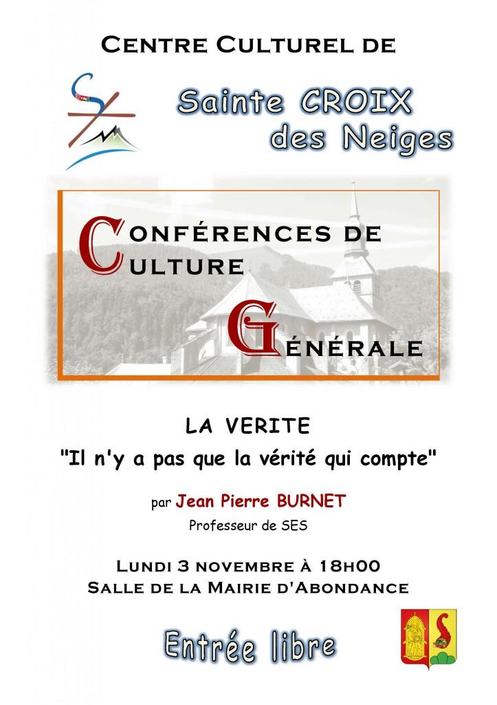 Culture Gé Vérité - JPB