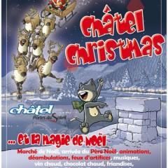 Premier soir de Châtel Christmas et la magie de Noël