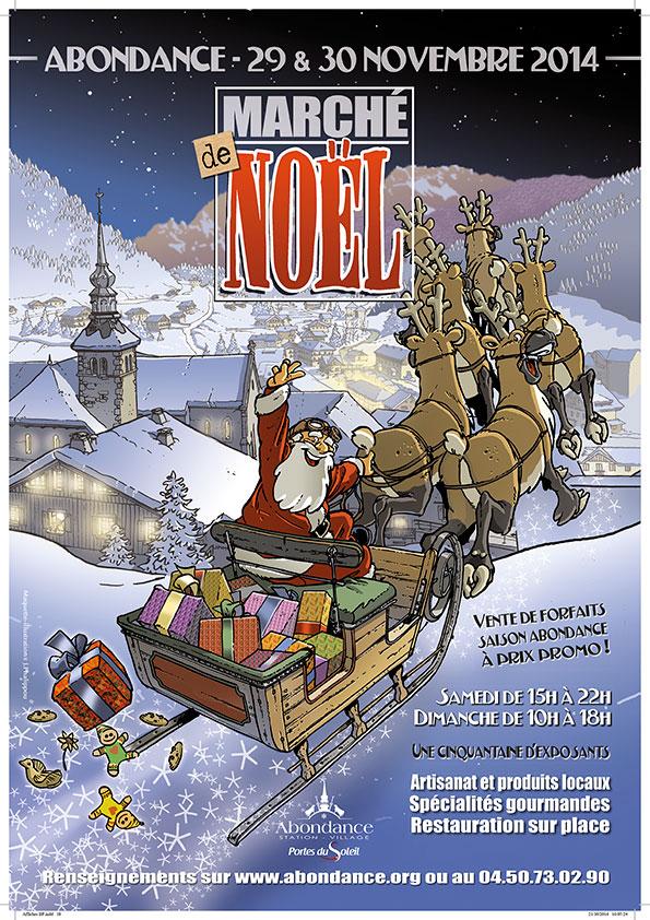 noel2014Abondance affiche
