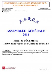 Affiche AG coul