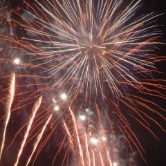 La fête du  14 juillet à Châtel