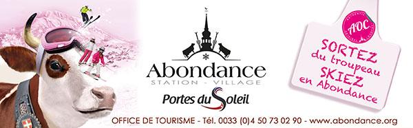 Horaires ot abondance - Office de tourisme abondance ...