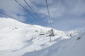 Domaine skiable du Linga © B. Guffroy  valdabondance.com - infoval74.com
