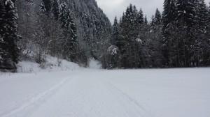Itinéraire nordique d'Abondance