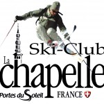 logo ski club La Chapelle