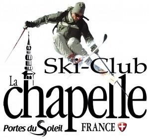 logo ski club La Chapelle