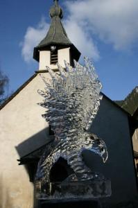 sculpture LA CHAPELLE