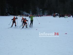 """La finale """"des FOYERS Haute Savoie Nordique"""""""