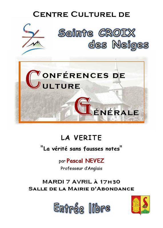 Culture Générale Nevez