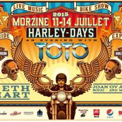 Les Morzine Harley Days 2015 vont s'enflammer au son de TOTO