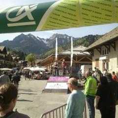 Course Cycliste Tour du Chablais Léman Portes du Soleil