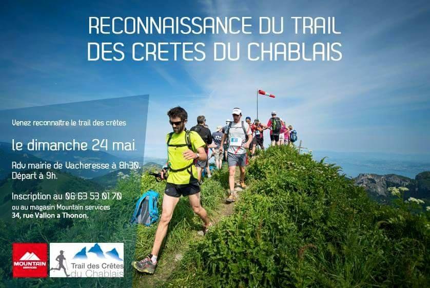 Reconnaissance Trail 2015