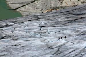 Glacier du Rhôn © Alain Bouvet - passionphoto74.com