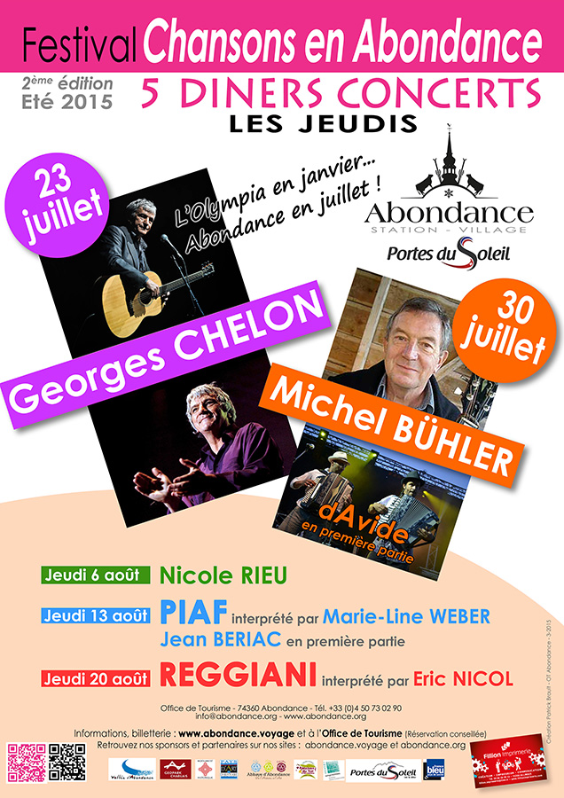 Festival vallée d'Abondance2015