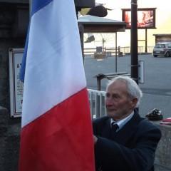 Retour en images de la cérémonie du 11novembre à Châtel