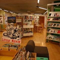 Assemblée Générale de la Bibliothèque à La Chapelle le 09/12