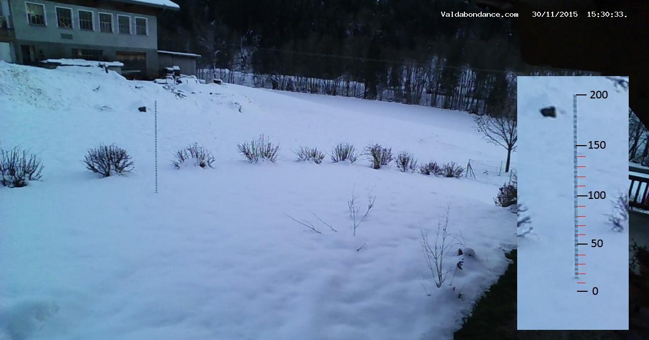 echelle-neige