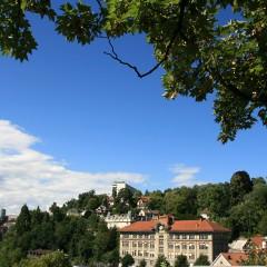 Villes autour du Léman : Lausanne