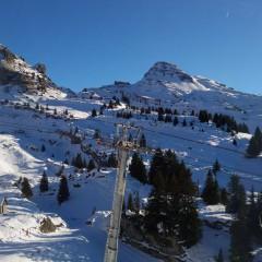 Ouverture sectorielle du domaine skiable de Châtel