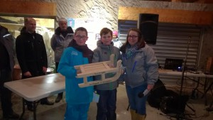 Concours luge