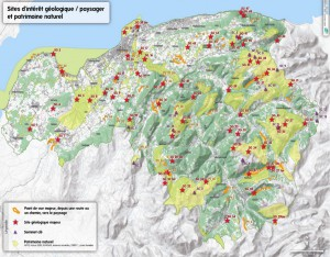 Carte geoparc