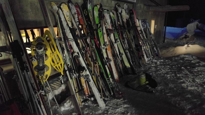 Randonnée ski Foilleuse © B. Guffroy valdabondance.com   infoval74.com