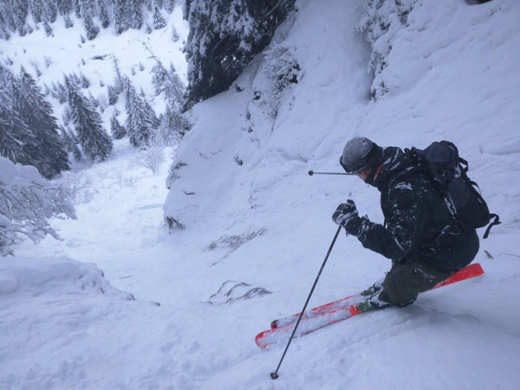 Ski Hors Piste Châtel
