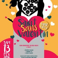Soirée St Valentin au Bureau à Evian