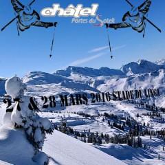 Finale Critériums Jeunes  ski de bossesce lundi au Linga